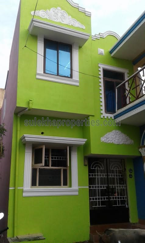 Individual house for sale in sithalapakkam houses in for Individual house models in chennai