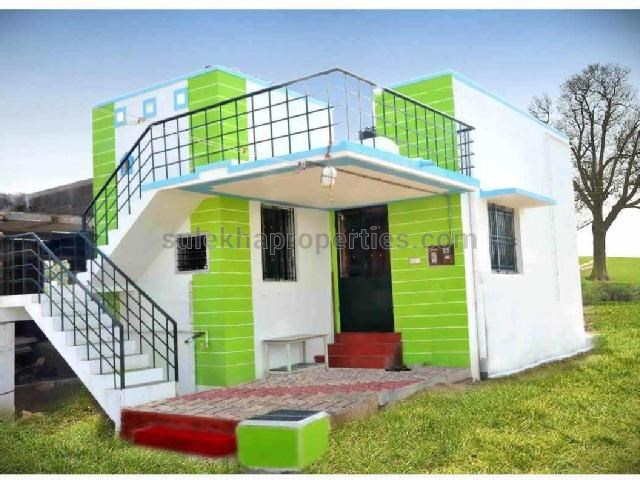 Individual house for sale in narasimhanaickenpalayam for Full house house for sale
