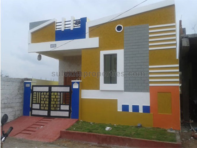 1 bhk individual house for sale in coimbatore 1 bhk for Independent house model pictures